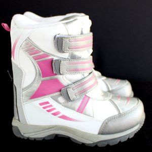 Athletech Winter Snow Boots Girls Youth Size 3 New